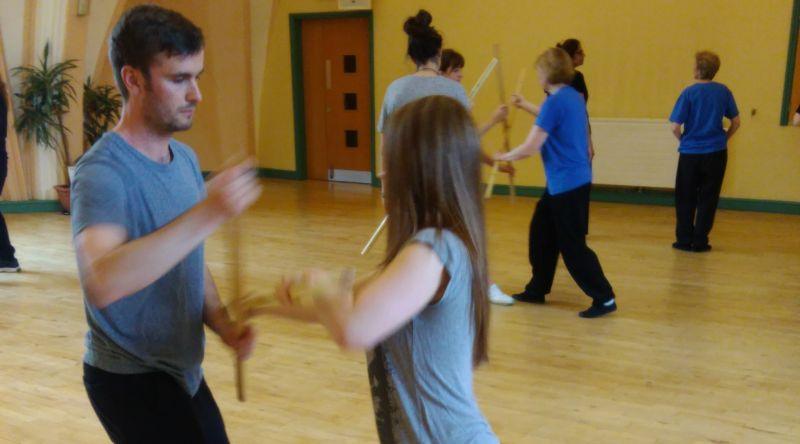 Manchester Tai Chi Classes for Beginners – Lishi Classes